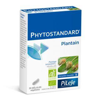 Phytostandard Plantain 20 Gélules