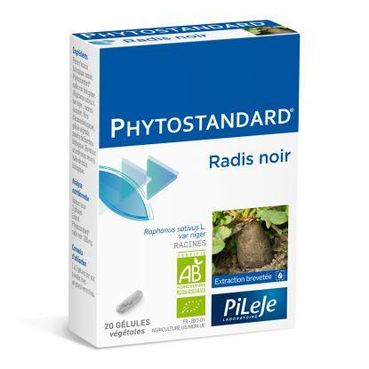 Pilèje Phytostandard Black Radish x20