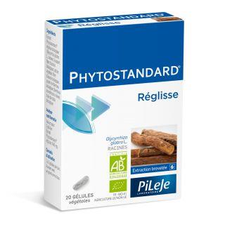 Pilèje Phytostandard Licorice x20