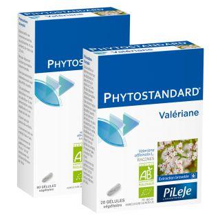 Phytostandard Valériane 20 Gélules