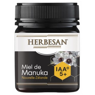 Herbesan Miel de Manuka IAA5+ - 250g