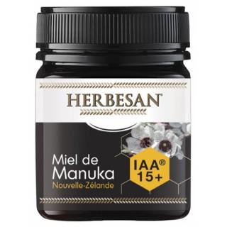 Herbesan Miel de Manuka IAA15+ - 250g
