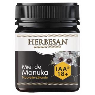 Herbesan Miel de Manuka IAA18+ - 250g
