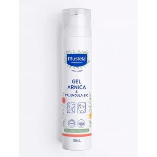 Mustela Gel arnica et calendula Bio - 100ml
