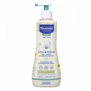 Mustela Stelatopia Gel lavant - 500ml