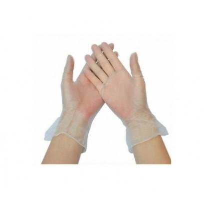 Cooper gants vinyle sans poudre Taille S x100