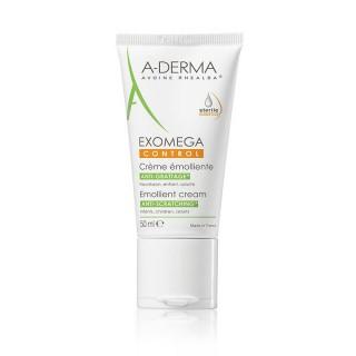 A-Derma Exomega Control crème émolliente - 50ml