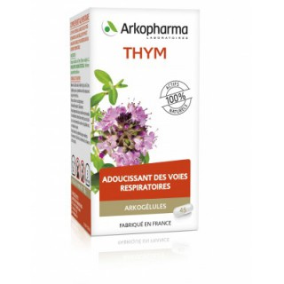 Arkogélules Thym - 45 gélules
