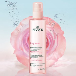 Nuxe Very Rose Brume tonique fraîche - 200ml