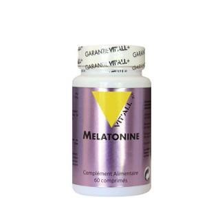 Vitall+ Mélatonine 1mg - 60 comprimés