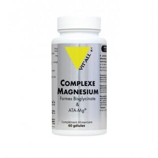 Vitall+ Complexe Magnésium - 60 gélules
