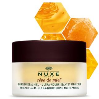Nuxe Rêve de Miel Baume lèvres au miel ultra-nourrissant - 15g