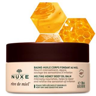 Nuxe Rêve de Miel Baume-huile corps fondant au miel - 200ml