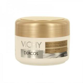 Vichy Dercos Nutri-Réparateur Masque riche - 200ml