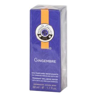 Roger et gallet eau parfumée gingembre 50 ml
