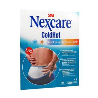 Nexcare ColdHot Coussin dos & abdomen - Taille L/XL