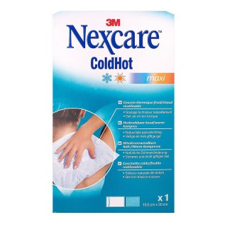 Nexcare ColdHot Maxi - 1 bande de 30x19.5 cm