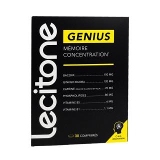 Nutrisanté Lécitone Genius - 45 capsules