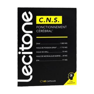 Nutrisanté Lécitone C.N.S - 60 capsules