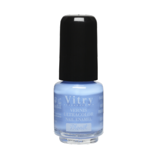Vitry vernis à ongles bleuet 4 ml
