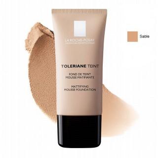 La Roche-Posay Tolériane Fond de teint mousse matifiante sable - 30ml