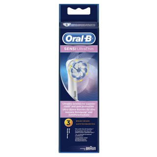 Oral B Brossettes Sensi Ultra Thin - Lot de 3