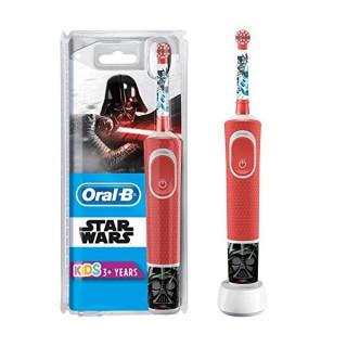 Oral B Kids Brosse à dents électrique Star Wars enfant + 3 ans