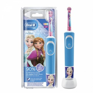 Oral B Kids Brosse à dents électrique Reine des neiges enfant + 3 ans