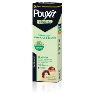 Pouxit Végétal Traitement anti-poux et lentes - 200ml
