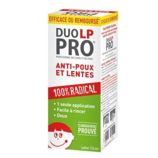 Duo LP Pro Lotion radicale lentes et poux - 150ml + Peigne inclus