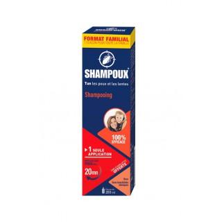Gifrer Shampoux Shampoing traitant anti-poux et lentes - 200ml