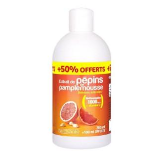 Nutrisanté Extrait de pépins de pamplemousse - 300ml