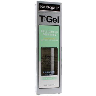 Neutrogena T/Gel shampooing pellicules grasses - 250ml