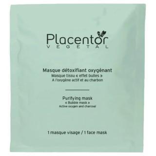 Placentor Végétal Masque détoxifiant oxygénant - 20ml