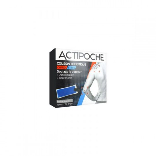 Actipoche Chaud/Froid 11x27 cm