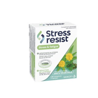 Sanofi Stress Resist stress & fatigue - 30 comprimés