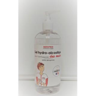 Mediprix gel hydro-alcoolique 500 ml