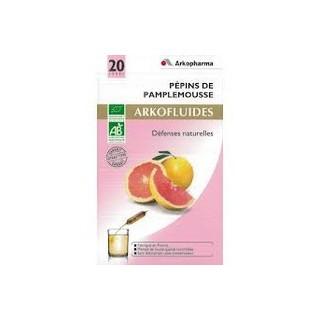 Arkofluide Pépin Pamplemousse Ampoule 15ml