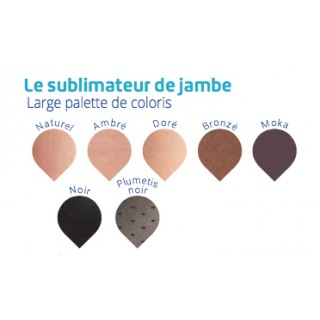 Thuasne bas-cuisse venoflex incognito absolu taille 1 long naturel