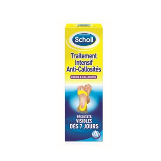Scholl traitement intensif anti-callosités 75 ml