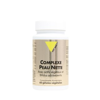 Vitall+ Complexe peau nette - 30 gélules