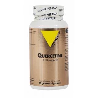 Vitall+ Quercétine - 60 gélules