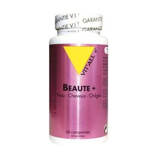 Vitall+ Beauté Plus - 60 comprimés