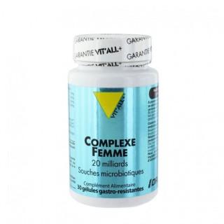 Vitall+ Complexe femme - 30 gélules
