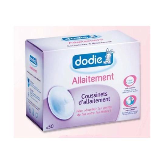 DODIE Coussinets allaitement jour/nuit x50