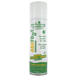 Abatout Désinfectant surfaces - 250ml