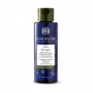 Sanoflore Olea Therapia Huile fraîche nourrissante et relaxante - 110ml