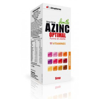 Azinc Sirop Polyvitamine 150ml