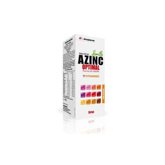 Azinc Sirop Polyvitamine 150ml