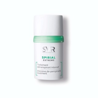 SVR Spirial Extrême déodorant roll-on détranspirant intensif - 20ml
